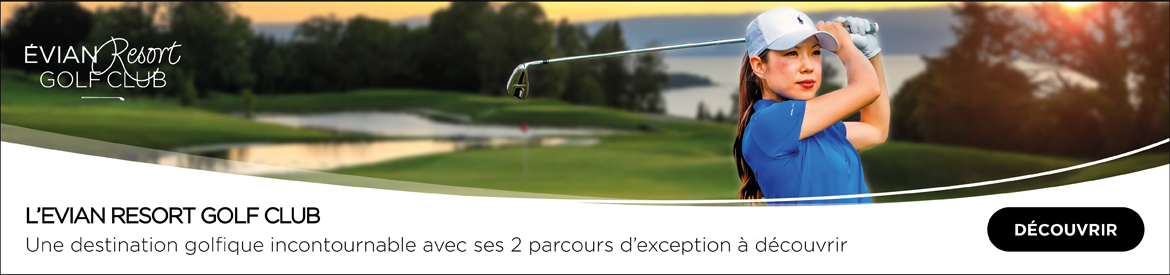 Evian Resort Golf Club – bannière large