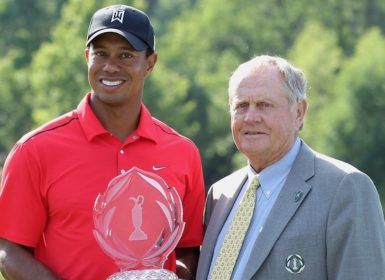 jack nicklaus tiger woods