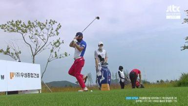 hosung choi drive airshot video
