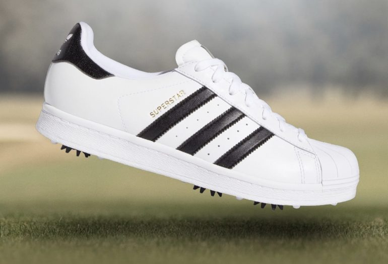 La Superstar Adidas débarque sur les fairways ! - Golf Planète