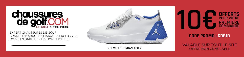 202008 Chaussures de golf – bannière large