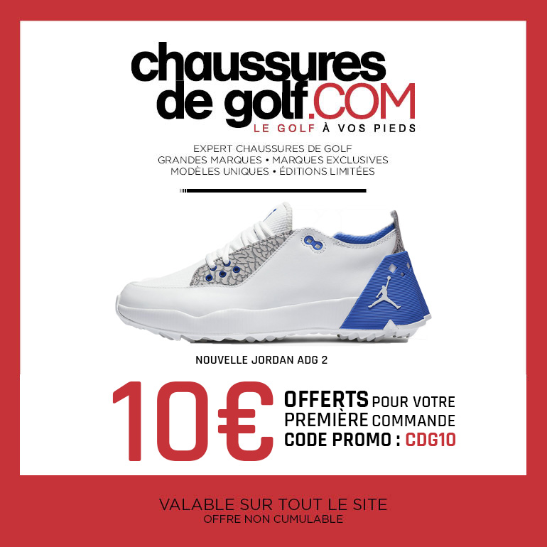 202008 Chaussures de golf – ticket carré