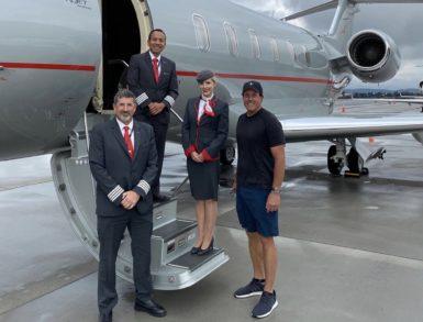 phil mickelson flight champions