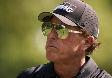 phil mickelson sunglasses lunettes soleil miroirs