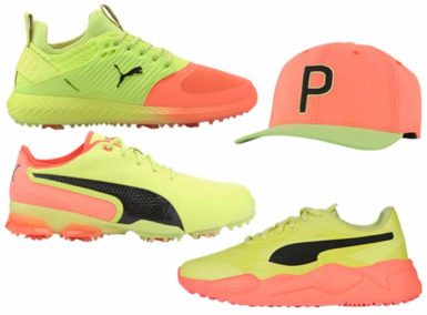 puma flashy fluo