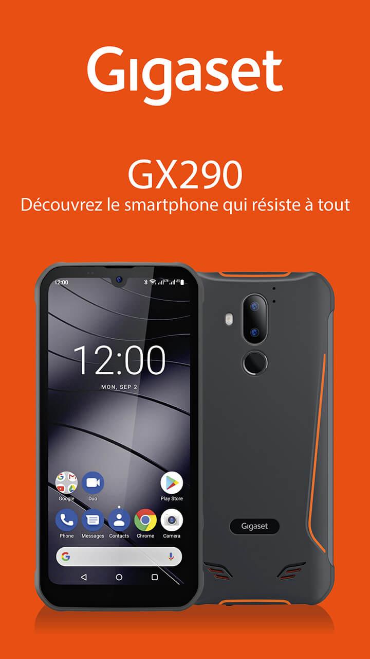 Gigaset GX290 Septembre 2020 – bannière verticale