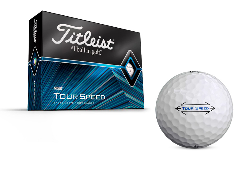 Tour Speed TITLEIST