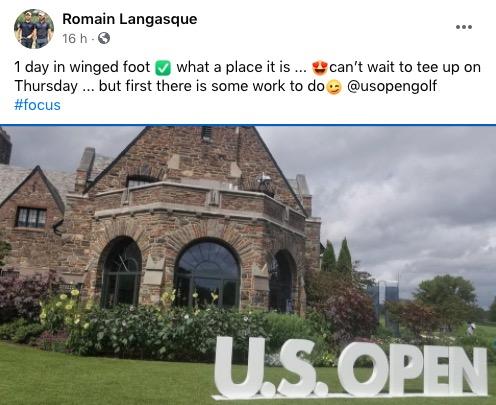 us open facebook langasque