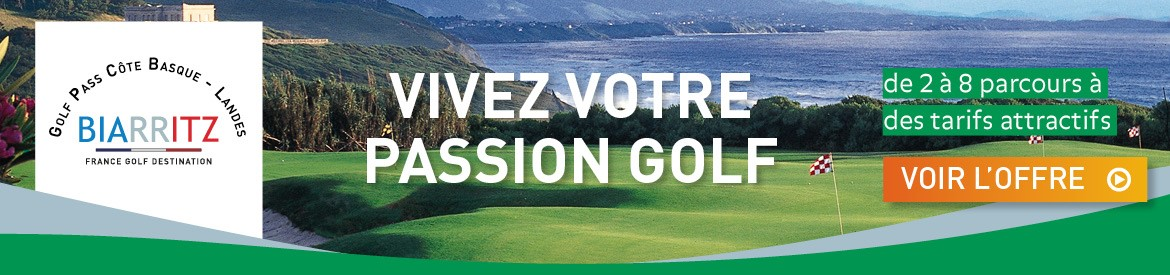 Golf Pass Pays Basque 2020