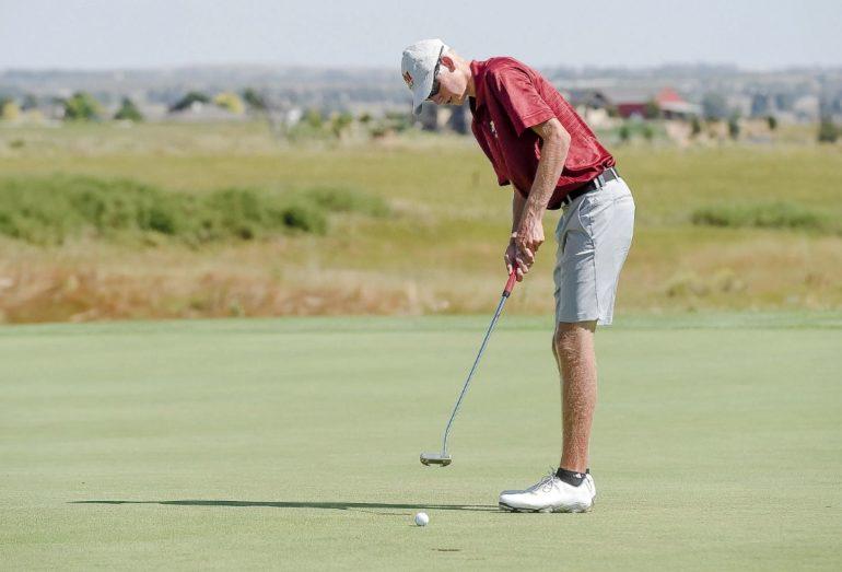 golf player amateur US