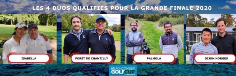 Beachcomber Golf Cup