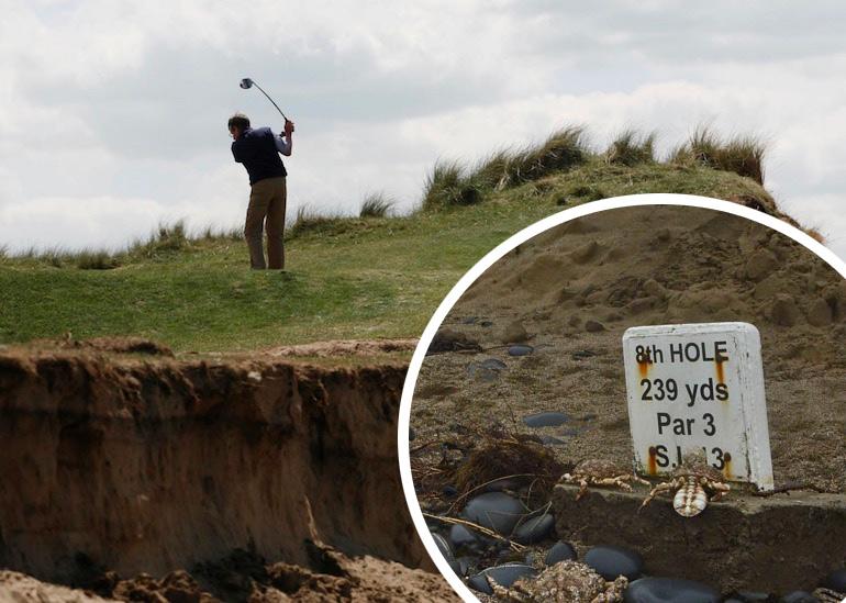 erosion royal north devon