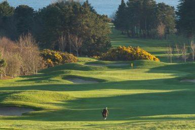golf irlande fermé
