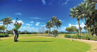 mont choisy golf course Beachcomber Golf Cup