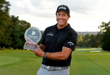 mickelson trophy