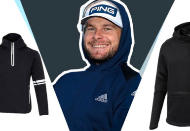 sweat a capuche mode golf