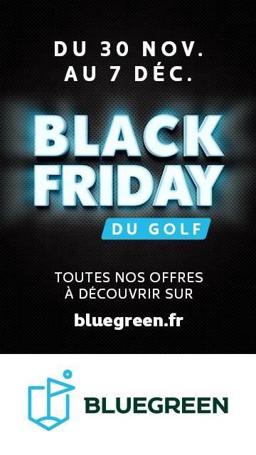 Blue Green Black Friday 2020 bannière verticale