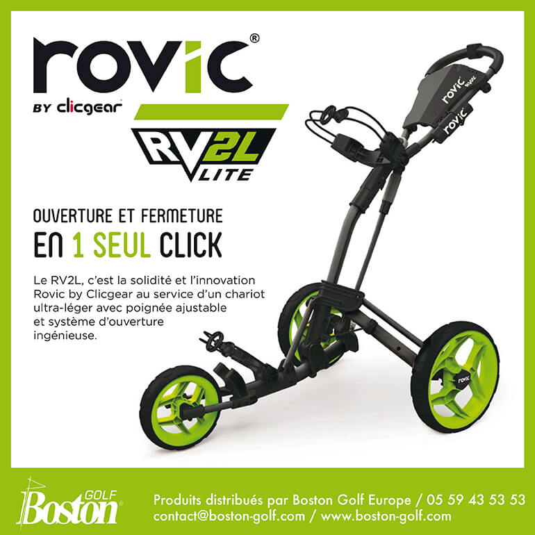 Boston Golf Rovic Novembre 2020 ticket carré