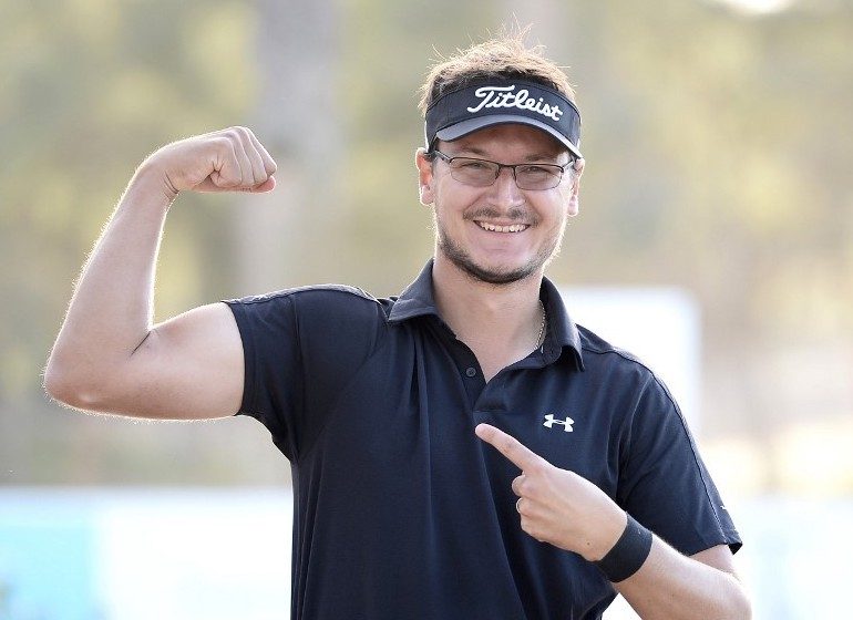 Ondrej Lieser challenge tour grand final