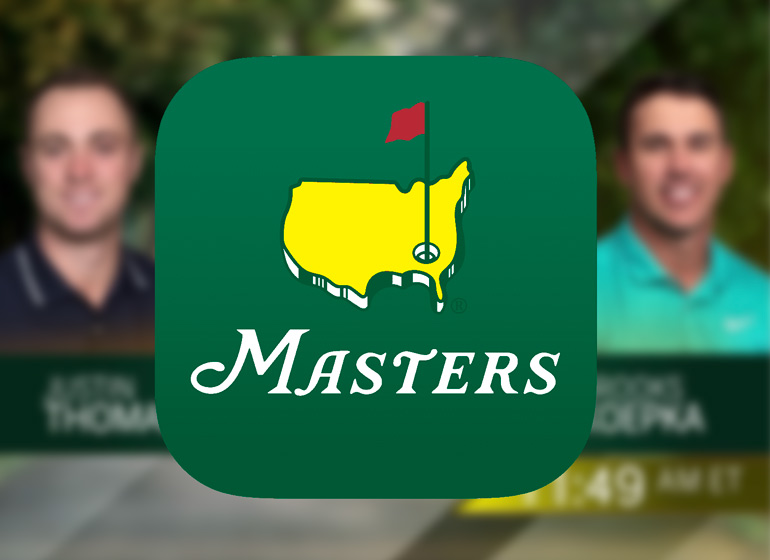 tee times depart augusta masters perez woods