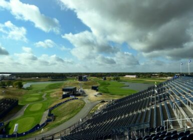 golf national ryder cup Photo by FRANCK FIFE / AFP