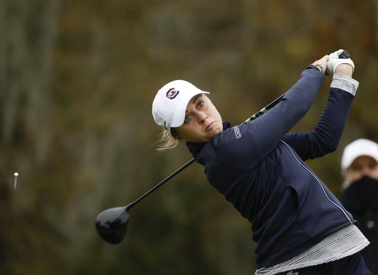 Pauline Roussin-Bouchard (Chris Keane/USGA)