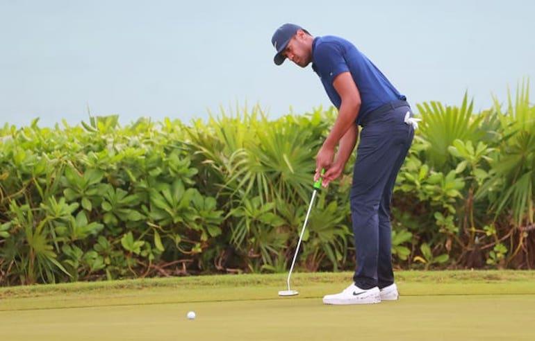Tony Finau PGA TOUR