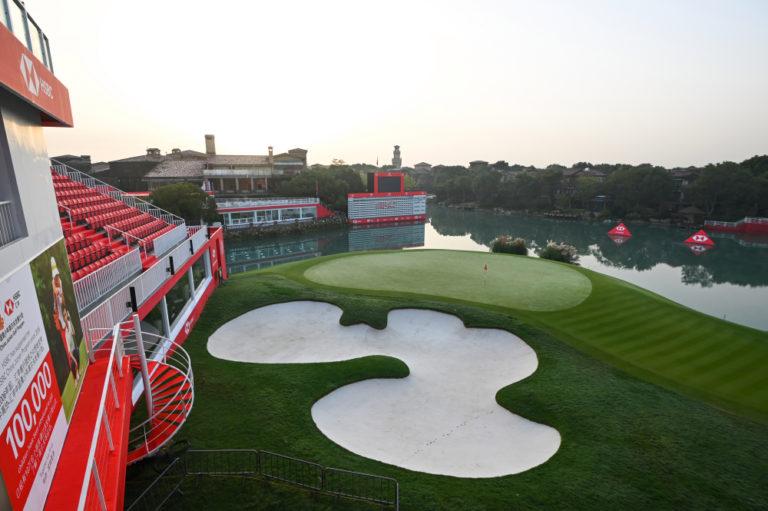 World Golf Championships-HSBC Champions at Sheshan International Golf Club