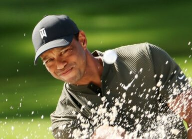 Tiger Woods Jamie Squire/Getty Images/AFP
