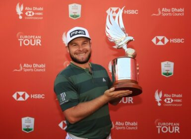 Tyrrell Hatton Photo Andrew Redington/Getty Images)