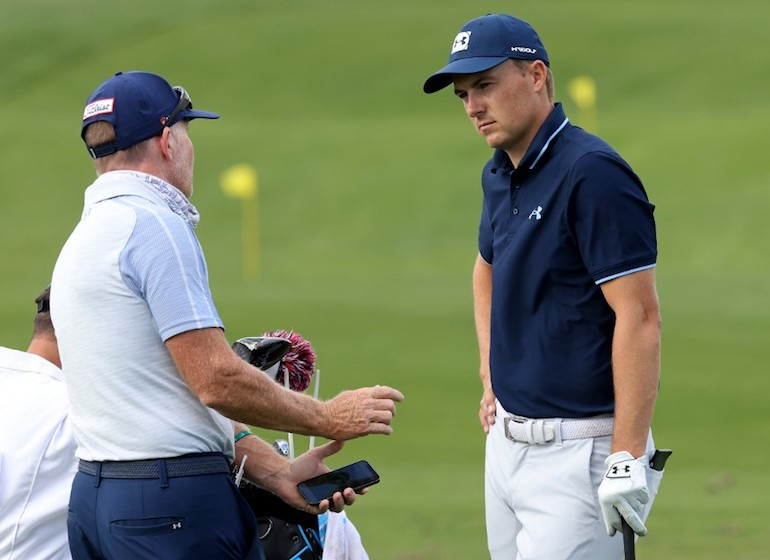 Jordan Spieth Rob Carr/Getty Images/AFP