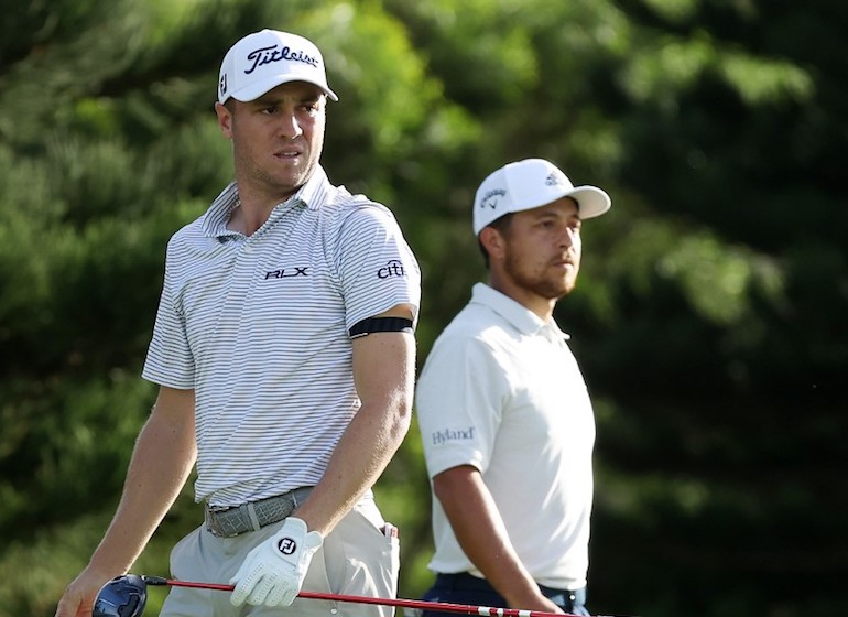 Justin Thomas Gregory Shamus/Getty Images/AFP
