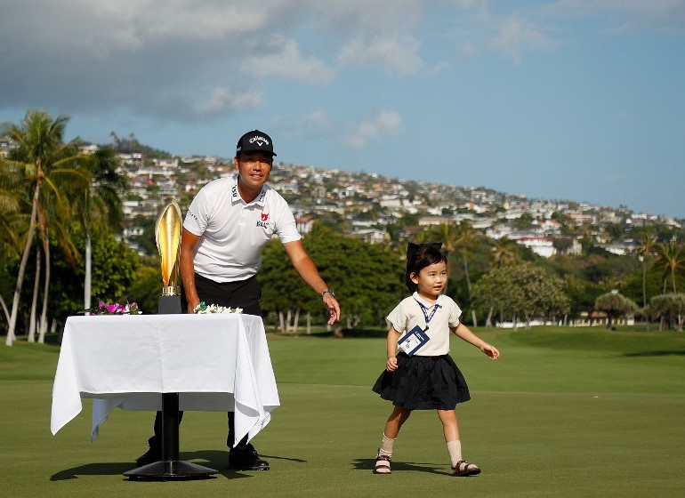Kevin Na Cliff Hawkins/Getty Images/AFP