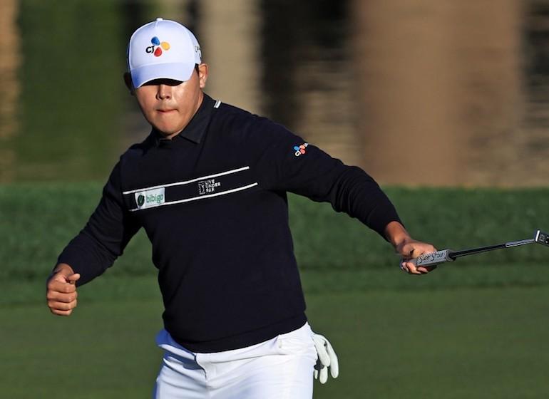 Si Woo Kim Sean M. Haffey/Getty Images/AFP