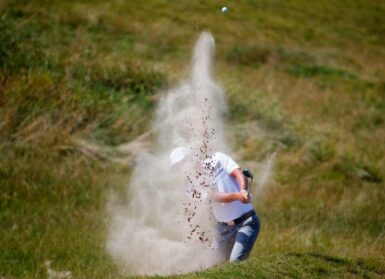 whistling straits Richard Heathcote/Getty Images/AFP