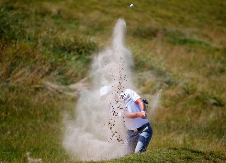 whistling straits Richard Heathcote/Getty Images/AFP