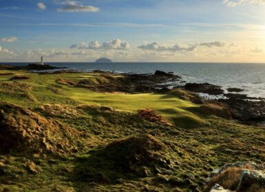 a Course Trump Turnberry