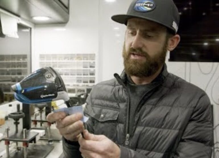 taylormade coulisse rory driver