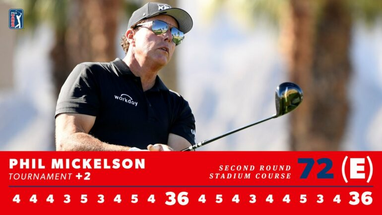 mickelson 18 pars