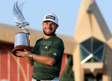 Tyrrell Hatton Photo Ross Kinnaird/Getty Images