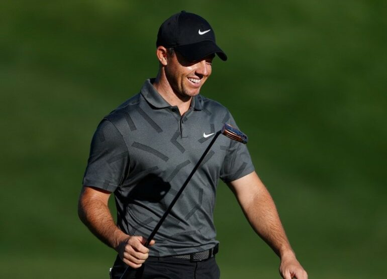 Rory McIlroy Christian Petersen/Getty Images/AFP