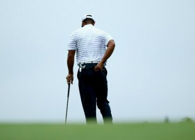 dos Tiger Woods Andy Lyons/Getty Images/AFP