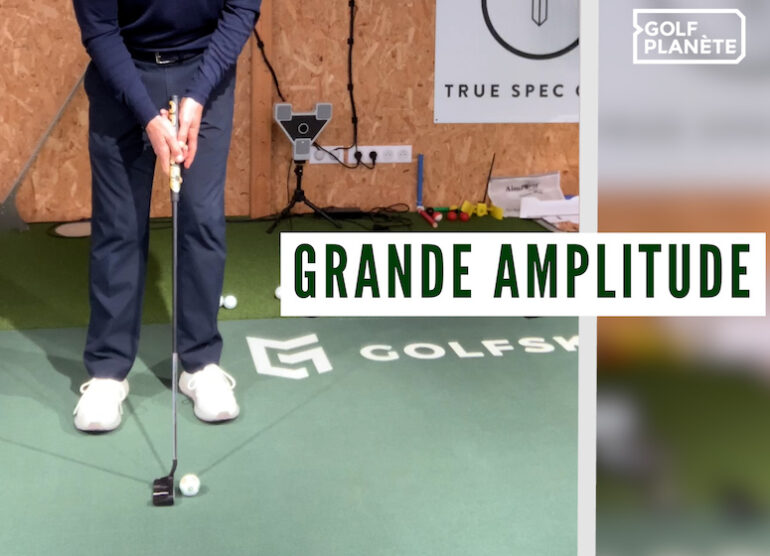 Putting Tempo cixous golf skills