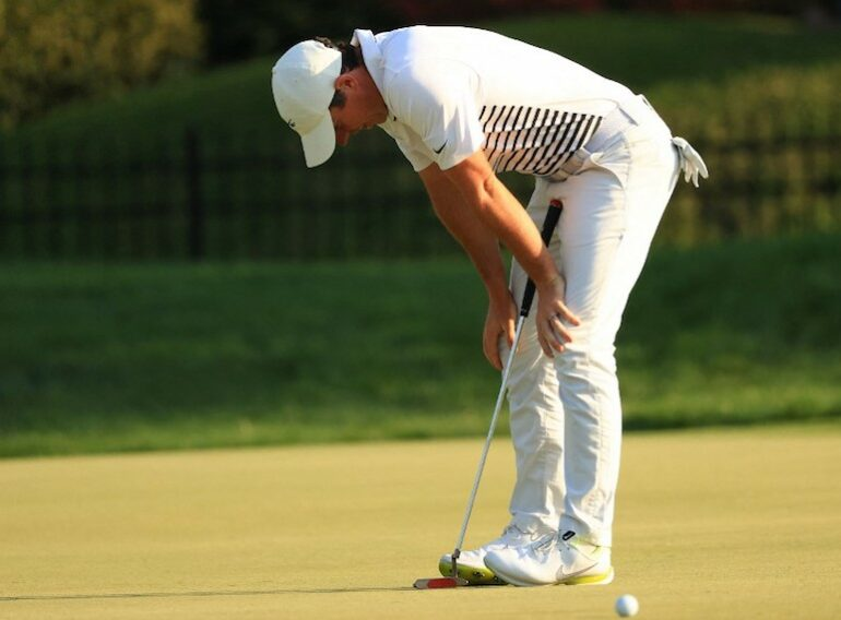 Rory McIlroy Mike Ehrmann/Getty Images/AFP