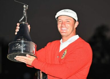 dechambeau pga tour arnold palmer invitational trophy