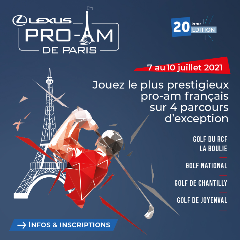 ProAm Lexus 2021-Pavé Carré