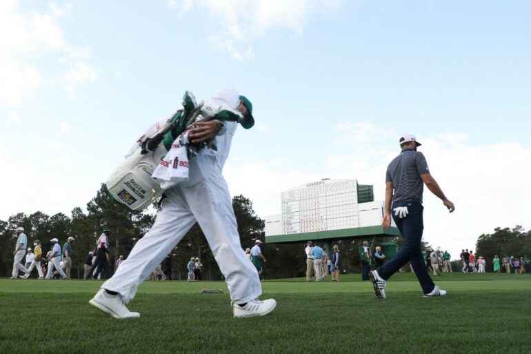 The Masters Augusta - Photo by JAMIE SQUIRE / GETTY IMAGES NORTH AMERICA / Getty Images via AFP