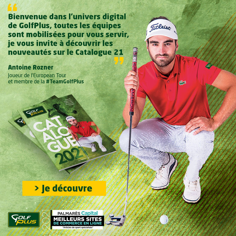 Golf Plus avril 2021 Catalogue – ticket carré