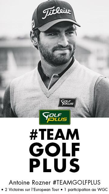 Golf Plus avril 2021 Antoine Rozner – Bannière verticale
