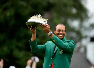 Tiger Woods 2019